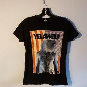 Yelawolf Slumerican 2012 Tour Women's Shirt